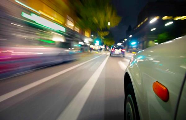 Sanciones de conducción imprudente